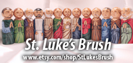 St Luke's Brush