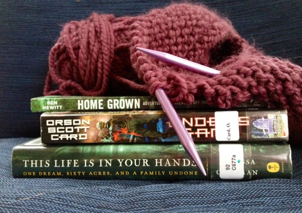 knit along