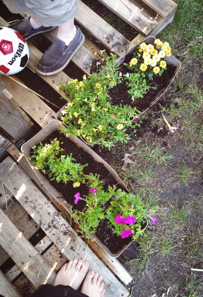 flowersporch