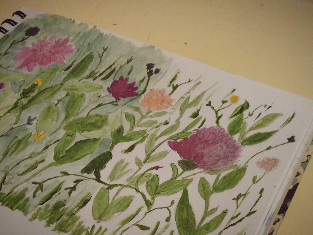 flowersinprocess